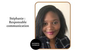 Stephanie Minko - Communication manager