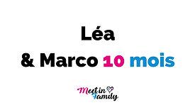 Temoignage Lea et Marco 16 avril 2020