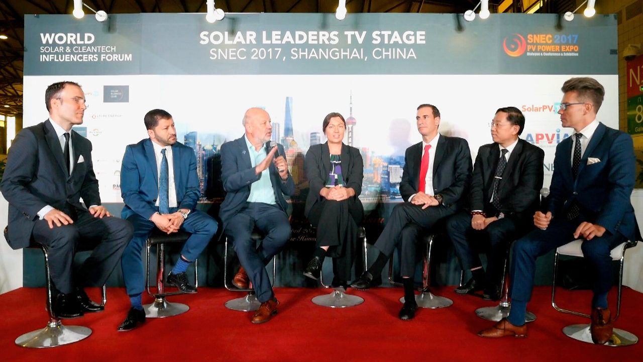 PILLAR I. POLICY Visionary Debate:Solar & Cleantech Revolution in Asia: Towards 100%!