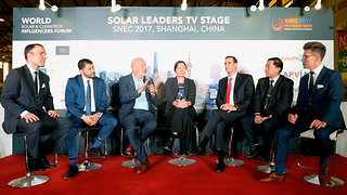 PILLAR I. POLICY Visionary Debate: Solar & Cleantech Revolution in Asia: Towards 100%!