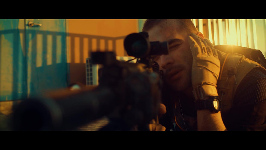 Chris McMillon's Director of Photography Reel 2018.2