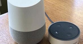 Google Home & Alexa Demo