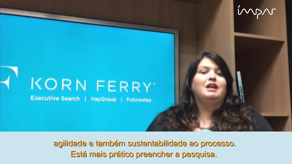Pesquisa de Clima - Korn Ferry
