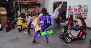 Scooter Girl 60 Second TV Spot