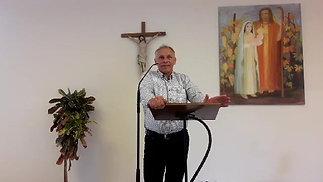 """Hans Gnann: """"Lasst euch vom Heiligen Geist erfüllen"""""""