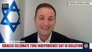 """Nothing Suppresses the Israeli Spirit"""
