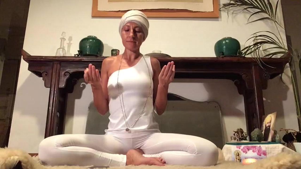 Meditazione Narayan Kriya