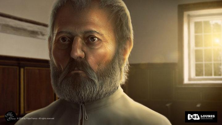 Facial Approximation Of Luis De Castro Do Rio