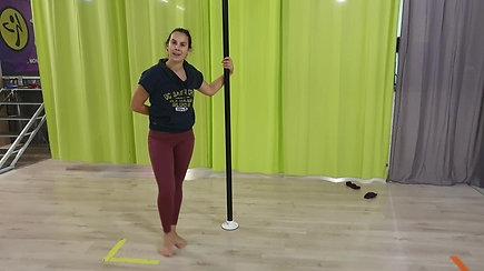 Pole Base #1