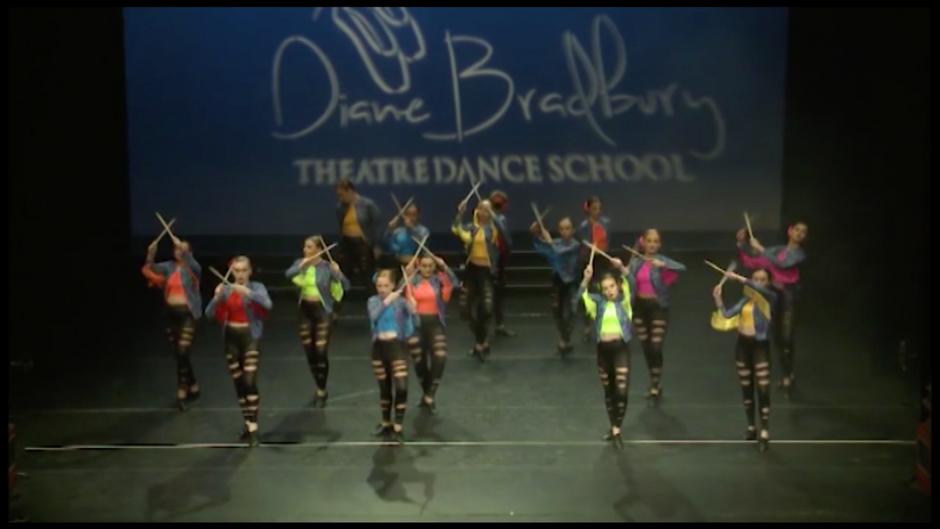 DB Dance Show Memories