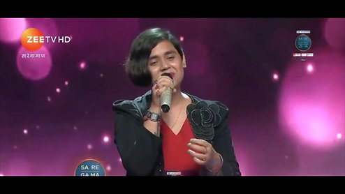 Amrita Bharati | Singer | Saregamapa 2018