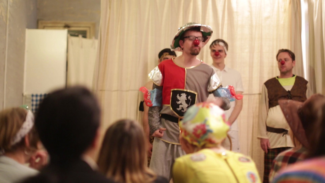 What is The Clowning Workshop?