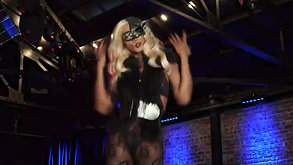 BeBe Performs DONTCHA LIVE @ THE CAFE SF