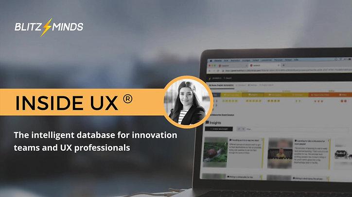 InsideUX® Productdemo - English