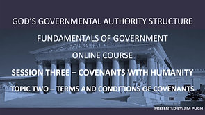 Session Three Topic Two - Terms and Conditions of Covenants