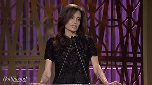 Angelina Jolie Full Speech at The Hollywood Reporters Women in Entertainment 2017