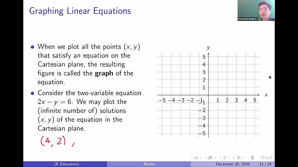 GCSE 数学 小班课 GCSE Maths Small Group