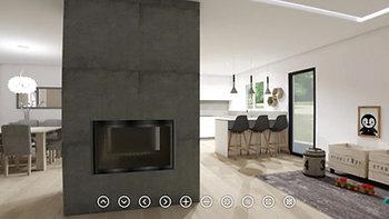 Vos projets en 360° avec Kris Graph