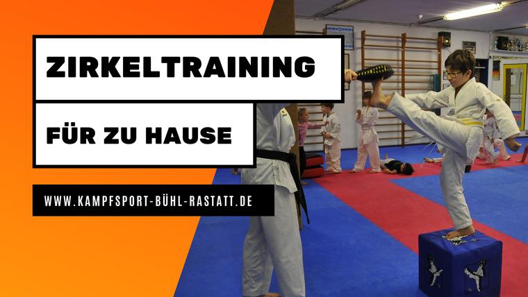 Trainingsvideos für zu Hause
