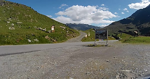 Passo di Gavia - Biker Stopp