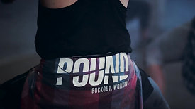 POUND ROCKOUT WORKOUT- Calling All Fitness Rebels