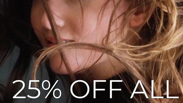 25% off hair services this month