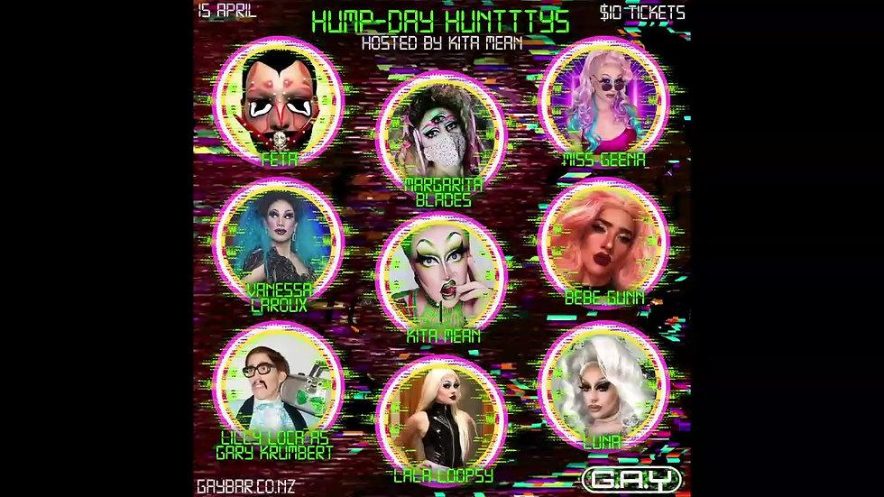 HUMP DAY HUNTTTYS WEEK 2