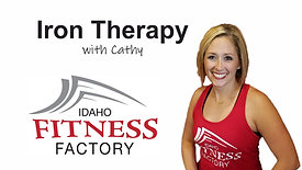 Iron Therapy with Cathy