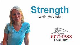 Strength with Amanda