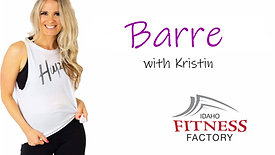 Barre with Kristin