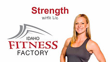 Wednesday 5.27.20 8:00AM Strength with Liz