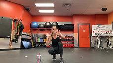 Cardio Kickboxing with Katie