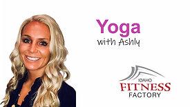 Yoga with Ashly