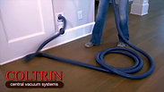 COLTRIN CENTRAL VACUUM - HIDE-A-HOSE