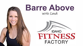 Barre Above with Candi