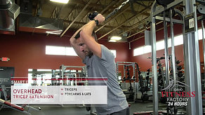 14. Overhead Tricep Extension v2
