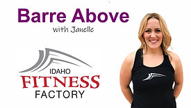 Barre Above with Janelle