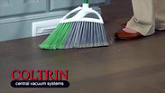 COLTRIN CENTRAL VACUUM - AUTOMATIC DUSTPAN Automatic