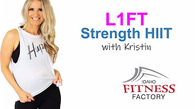 L1FT - Strength HIIT