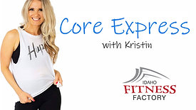 Core Express with Ashly