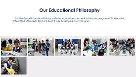 About Studentdesk Inetegrated Montessori School