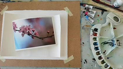 Cherry Blossom - the first bit
