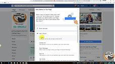 פרסום בפייסבוק - הוספת כפתור להתקשרות