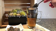 How to prepare Tea & Herbal Beverage Bombs