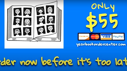 Yearbook Ad: Part 2