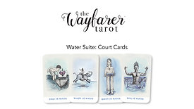 Wayfarer Introduction Class Water Suite Court Cards