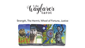 Wayfarer Intoduction Class Strength to Justice