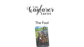Wayfarer Introduction Class - The Fool