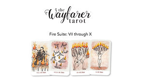 Wayfarer Introduction Class - Fire Suite VII to X
