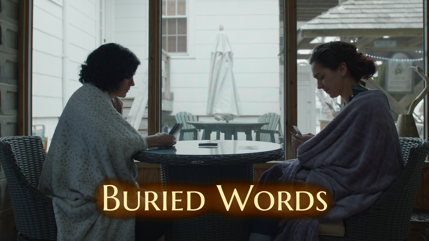 Buried Words